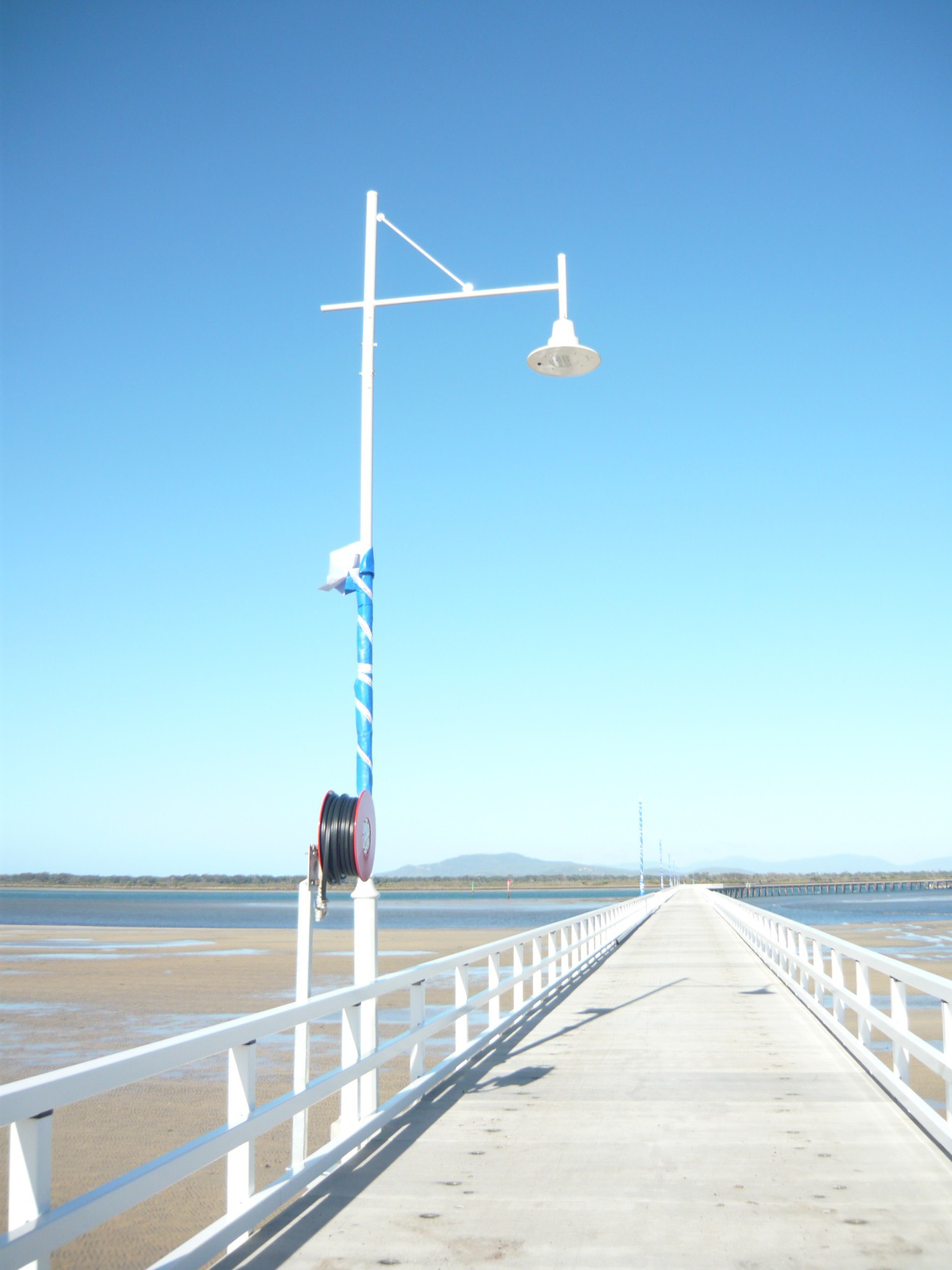 Long Jetty - Lighting