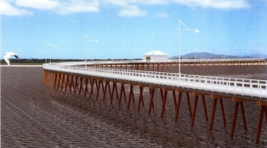 Long Jetty - Artistic Impression Three