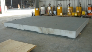 Long Jetty - Precasting Concrete Deck Panels