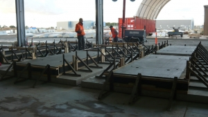Long Jetty - Precasting Concrete Deck Panels Two
